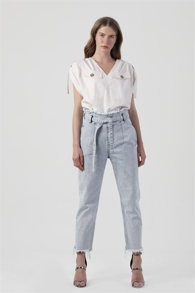 070010 PARLAMEA COTTON TOP (UTILITY)